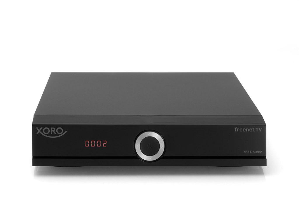 DVB T2 Receiver mit Festplatte