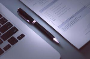 Laptop auf Rechnung
