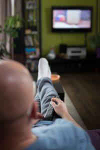DVB-T2 HD Fernseher