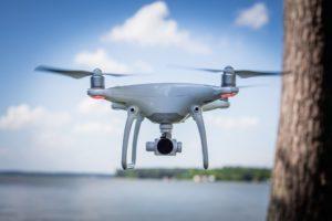 Drohne mit Kamera