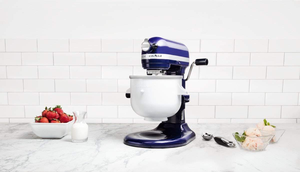 Die KitchenAid Eismaschine im Test  KüchenFee